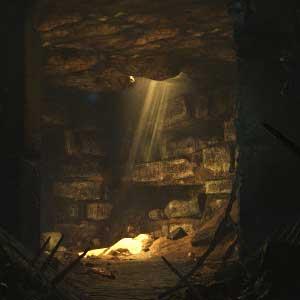 Amnesia Rebirth Untergrund