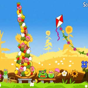 Angry Birds Seasons Sommer-Picknick
