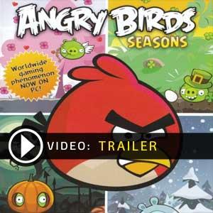 Angry Birds Seasons Key kaufen - Preisvergleich
