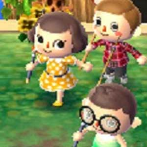 Animal Crossing New Leaf Nintendo 3DS Charakters