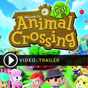 Animal Crossing New Leaf Nintendo 3DS Digital Download und Box Edition