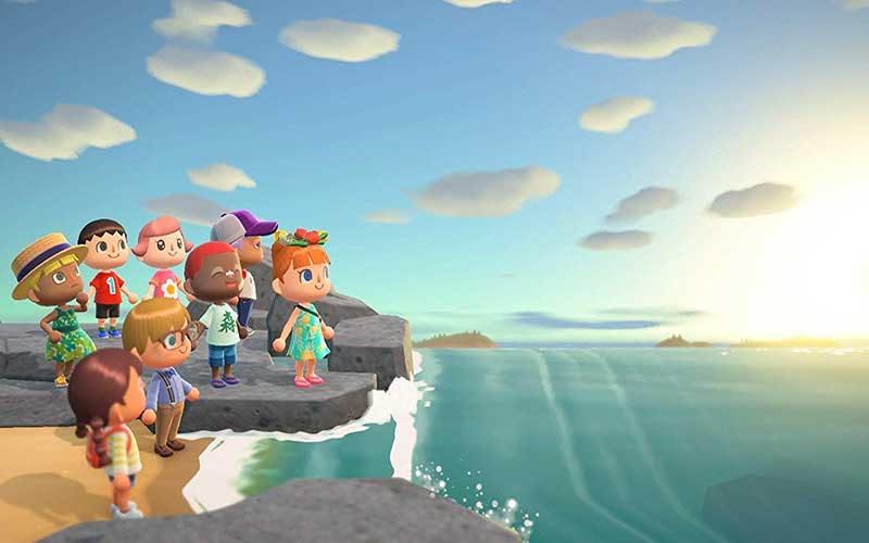 Animal Crossing New Horizons Nintendo Switch Strand 2
