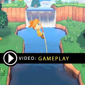 Animal Crossing New Horizons Nintendo Switch Gameplay Video