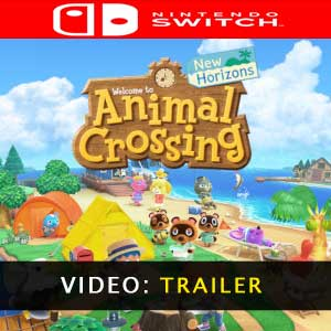 Animal Crossing New Horizons Nintendo Switch Video-Trailer