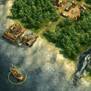 Anno 1404 Kriegsschiff