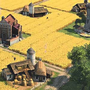 Anno 1800 Grain Fields