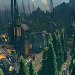 Anno 1800 Steel Mills