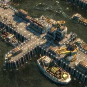 Anno 2070 - Port