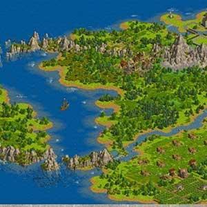 Neue Inseln, neues Abenteuer