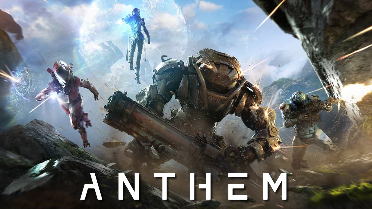 Anthem Alpha Test