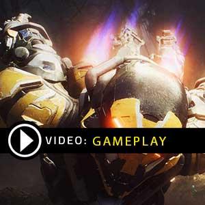 Anthem Legion of Dawn Gameplay Video