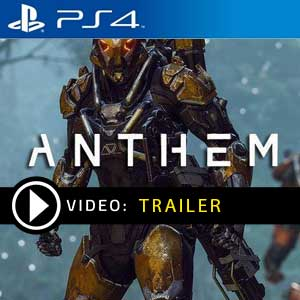 Anthem PS4 Digital Download und Box Edition