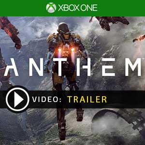 Anthem Xbox One Digital Download und Box Edition