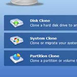 Schritt-für-Schritt-Übertragung OS oder Upgrade der Festplatte