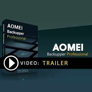 AOMEI Backupper Professional CD Key kaufen Preisvergleich
