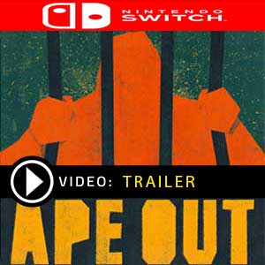Ape Out Nintendo Switch Digital Download und Box Edition
