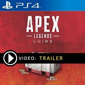 Apex-Münzen PS4 Digital Download und Box Edition