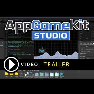 Buy AppGameKit Studio CD Key Compare Prices