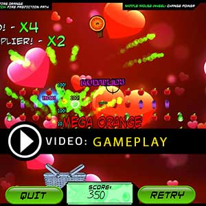 Apple Pop Gameplay Video