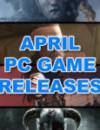 PC Spiele Release für April 2018