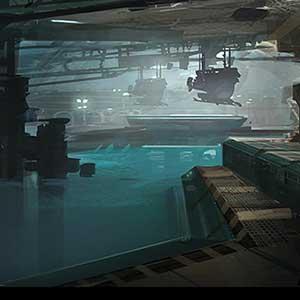 Station Aquanox Deep Descent