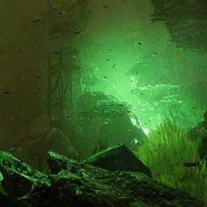 die dunkle Welt von Aquanox