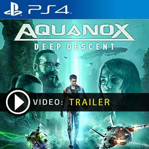 Aquanox Deep Descent PS4 Digital Download und Box Edition