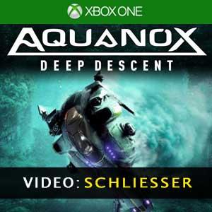 Videotrailer Aquanox Deep Descent
