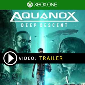 Aquanox Deep Descent Xbox One Digital Download und Box Edition