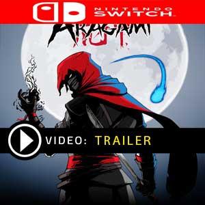 Aragami Director's Cut Nintendo Switch Digital Download und Box Edition