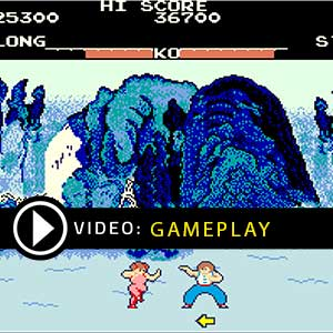 Arcade Archives Yie Ar KUNG-FU Gameplay Video
