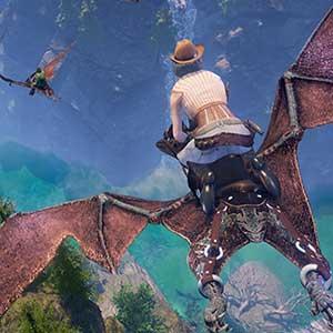 realistischer Dinosaurier-Themenpark