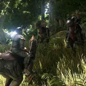 ARK Survival Evolved - Mit anderen Spielern