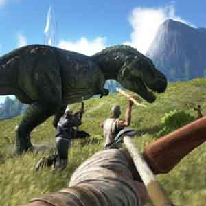 ARK Survival Evolved - Jagd auf den T-Rex