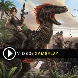 ARK Survival Evolved Xbox One Gameplay Video