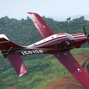 Arma 3 Apex Flugzeug