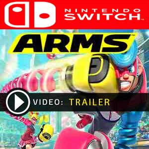 ARMS Nintendo Switch Digital Download und Box Edition