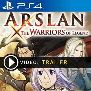 Arslan The Warriors of Legend PS4 Digital Download und Box Edition