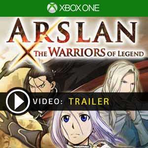 Arslan The Warriors of Legend Xbox One Digital Download und Box Edition