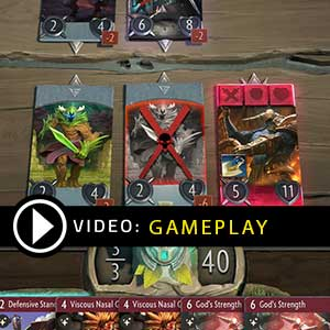 Artifact Gameplay Video