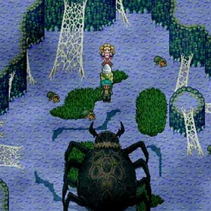 Asguaard - Riesenspinne