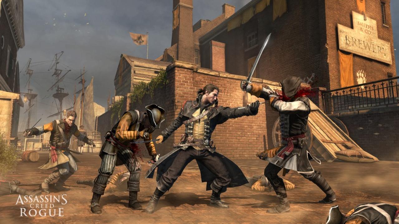 assassins creed rogue key - photo #5