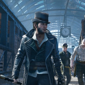 Assassin's Creed Syndicate Xbox One Im Victorian BAHNHOF