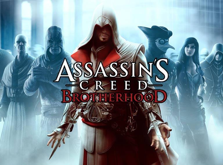 Kaufen Assassin's Creed Brotherhood CD Key Preisvergleich
