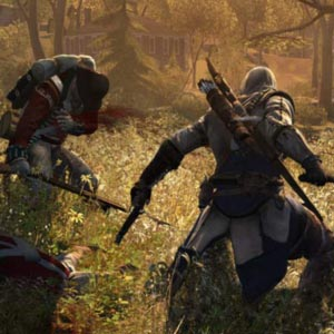 Assassins Creed 3 Kampf