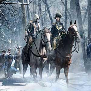 Assassins Creed 3 Gameplay