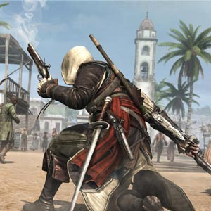 Assassin's Creed 4 Black Flag Ermordung