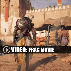 Assassins Creed Origins Frag Movie