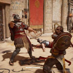 Bayek - Erste offizielle Assassins
