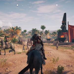 Assassins Creed Origins - Gameplay Image